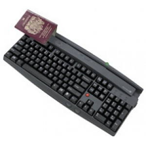 Access-IS ATB420 & ATB421 Intelligent Keyboard