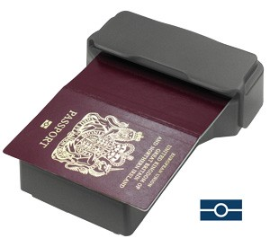 Access-IS OCR601-MK2 SERIES PASSPORT READER