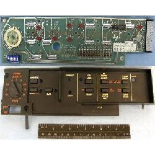 TI 810 Dot Matrix Printer Control Panel Assembly - PN: 0994255-800