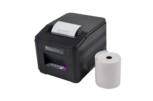 How Does a Thermal Label Printer Work?