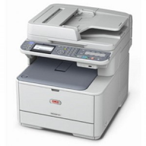 Okidata MC562W Color Multi Function Laser Printer - PN: 62441904
