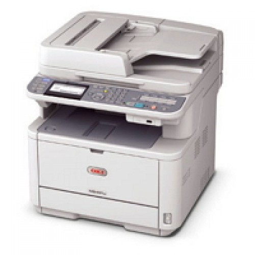 Okidata MB451W Multi Function Laser Printer - PN: 62439001