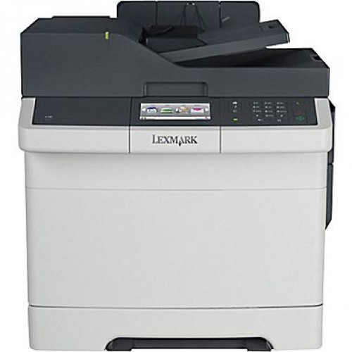 LEXMARK CX410dte Multi-Function Printer- P/N: 28D0600