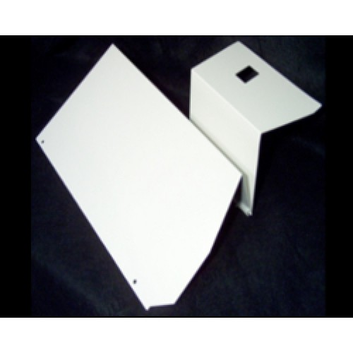 IER 512C Thermal Printer Side Cover, Electromechanical - PN: P30353A