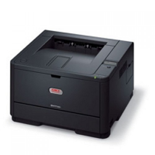 Okidata B411d Printer (Black)