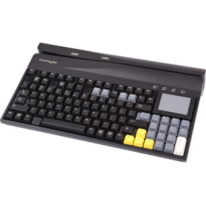 PrehKeyTec MCI 111 Professional OCR Reader Keyboard