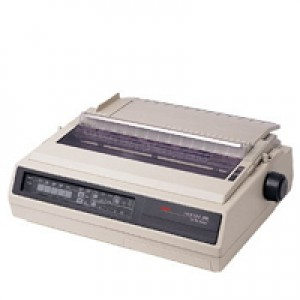 Okidata ML395 Dot Matrix Printer - PN: 62410501