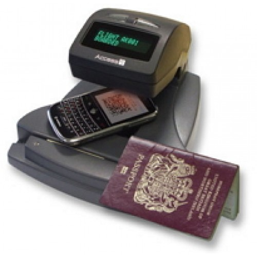 Access-IS BGR130 Boarding Gate Reader