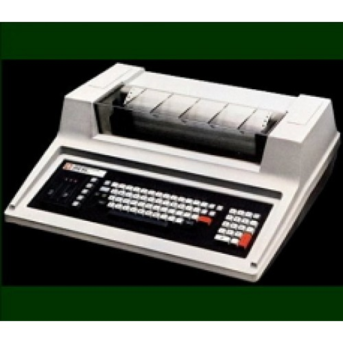 Texas Instruments TI 820 KSR Dot-Matrix Printer/Data Terminal - PN: 0999975-0101