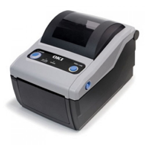 Okidata LD610DT (USB & Serial) Thermal Label Printer - PN: 62307202