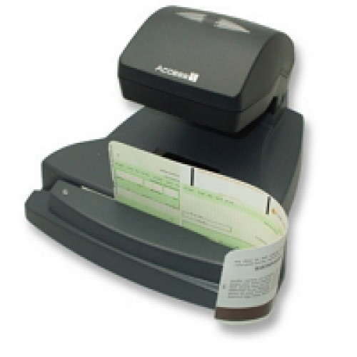 Access-IS LSR130 2D Barcode Scanner with Integrated MSR