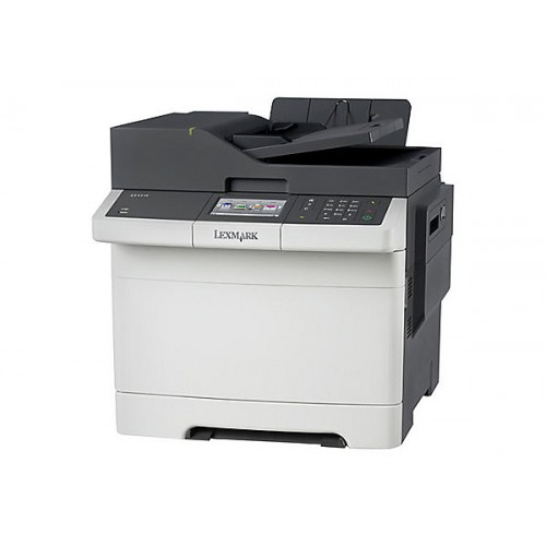 LEXMARK CX410e Multi-Function Printer- P/N: 28D0500