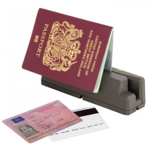 Access-IS OCR316e - Passport Reader