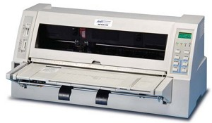 AMT Datasouth Accel 7450 Dot matrix Printer